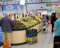 ניהול כספי של סופרמרקט